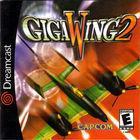 Carátula Giga Wing 2 para Dreamcast
