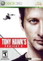 Carátula Tony Hawk's Project 8 para Xbox