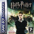 Carátula Harry Potter and the Order of the Phoenix para Game Boy Advance