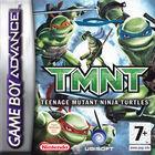Carátula Tortugas Ninja para Game Boy Advance