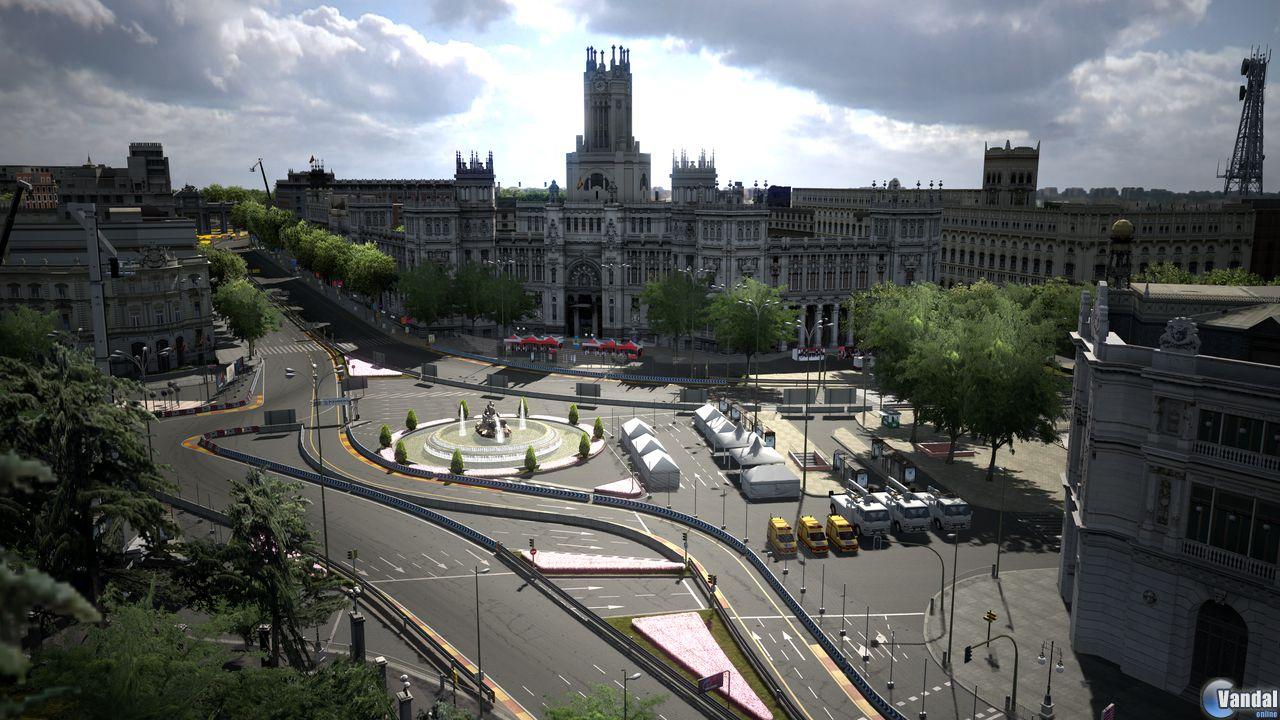 Circuito De Madrid Gran Turismo 5 : Gran turismo ps post oficial mánagers juegos