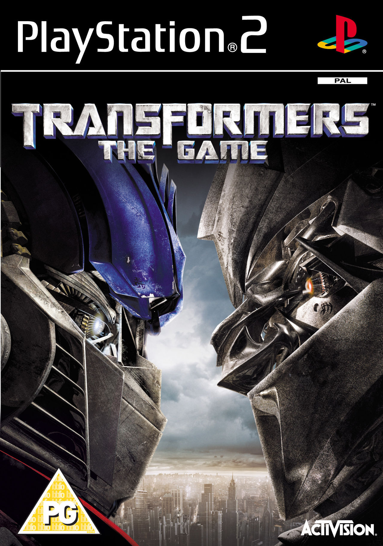 Trucos Transformers The Game  PS2  Claves Guas