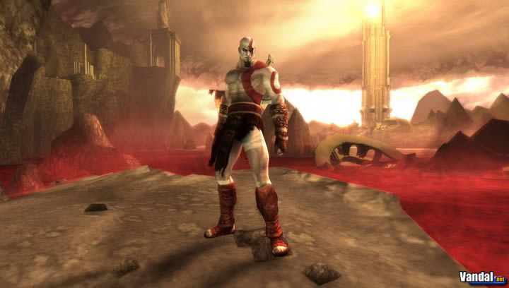 Imagen 187 de God of War: Chains of Olympus para PSP
