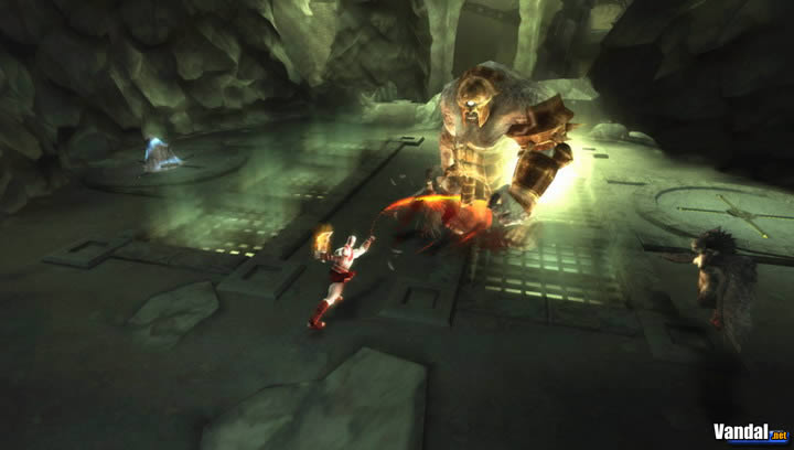 Imagen 189 de God of War: Chains of Olympus para PSP