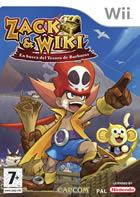 Zack & Wiki: Quest for Barbaros' Treasure para Wii