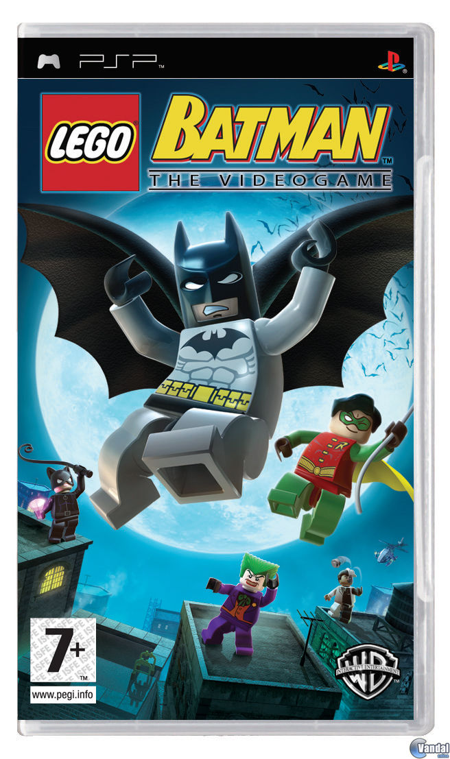 Trucos lego batman psp claves gu as for Codigos de lego batman