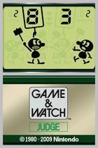 Primeras imágenes de las Game & Watch para DS