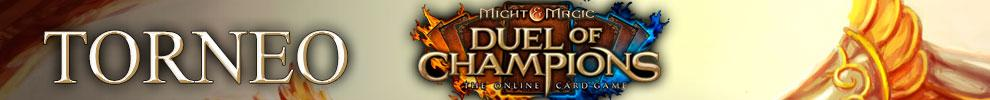Torneo Might & Magic: Duel of Champions