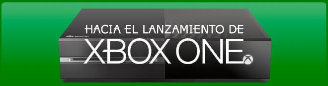 Hacia el lanzamiento de Xbox One