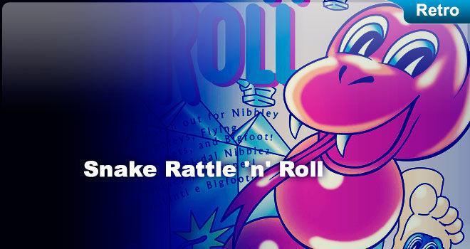 Snake Rattle 'n' Roll para