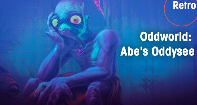 Oddworld: Abe's Oddysee para