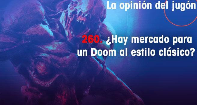 �Hay mercado para un Doom al estilo cl�sico? para