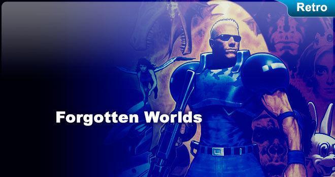 Forgotten Worlds para