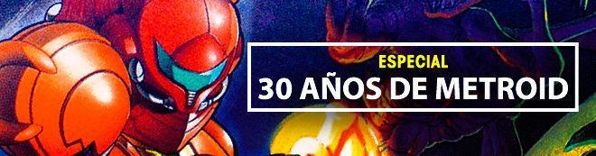 30 años de Metroid