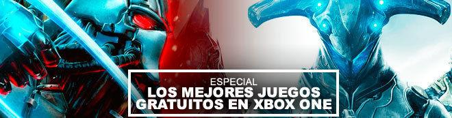 Los mejores juegos gratis de Xbox One para 2017