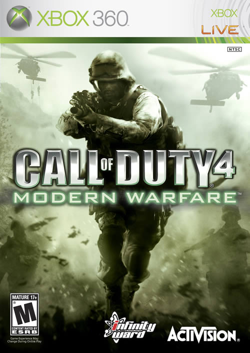 Imagen 24 de Call of Duty 4: Modern Warfare para Xbox 360