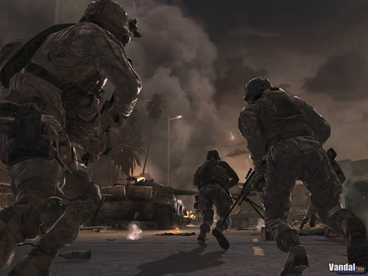 Imagen 4 de Call of Duty 4: Modern Warfare para Ordenador