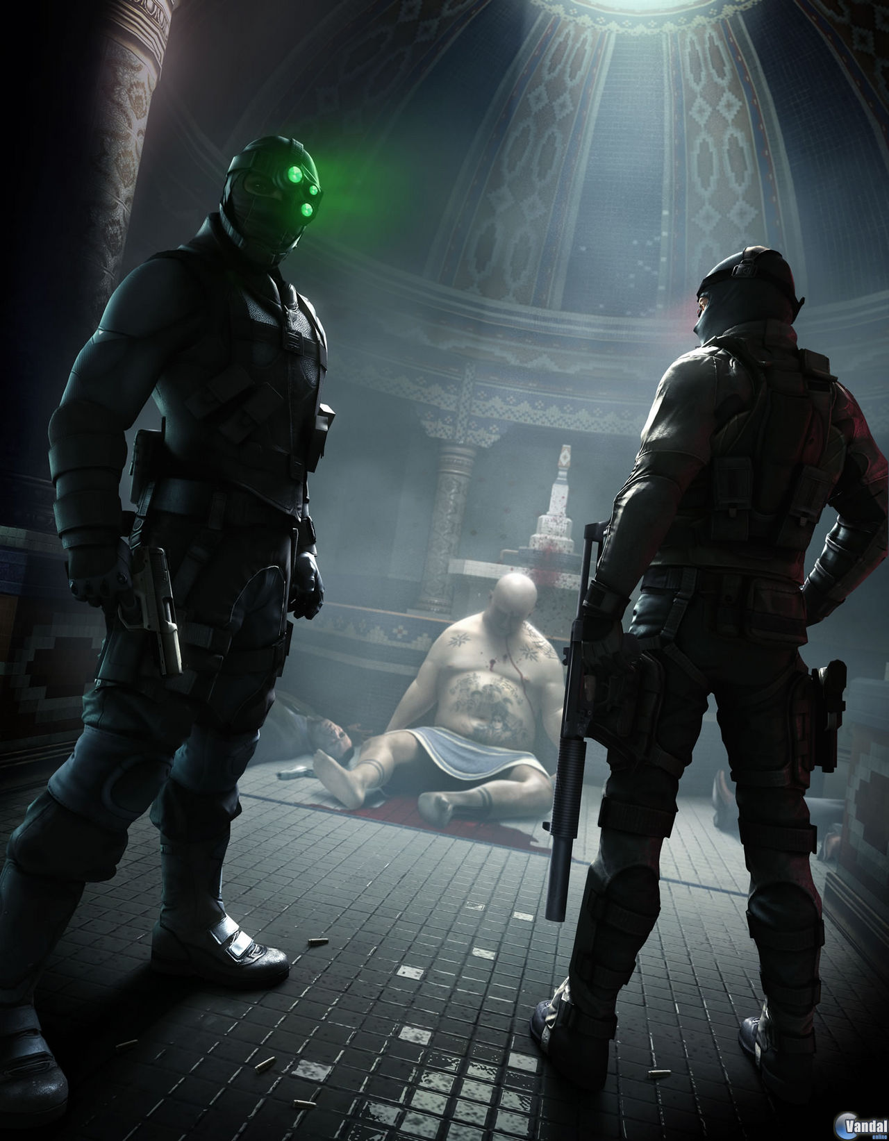 splinter cell 3