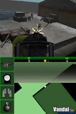 Imagen 12 de Call of Duty 4: Modern Warfare DS para Nintendo DS