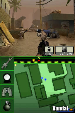 Imagen 3 de Call of Duty 4: Modern Warfare DS para Nintendo DS
