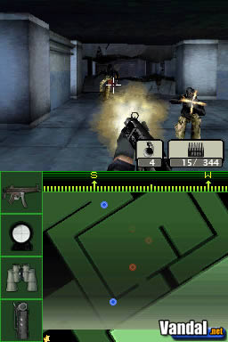 Imagen 2 de Call of Duty 4: Modern Warfare DS para Nintendo DS