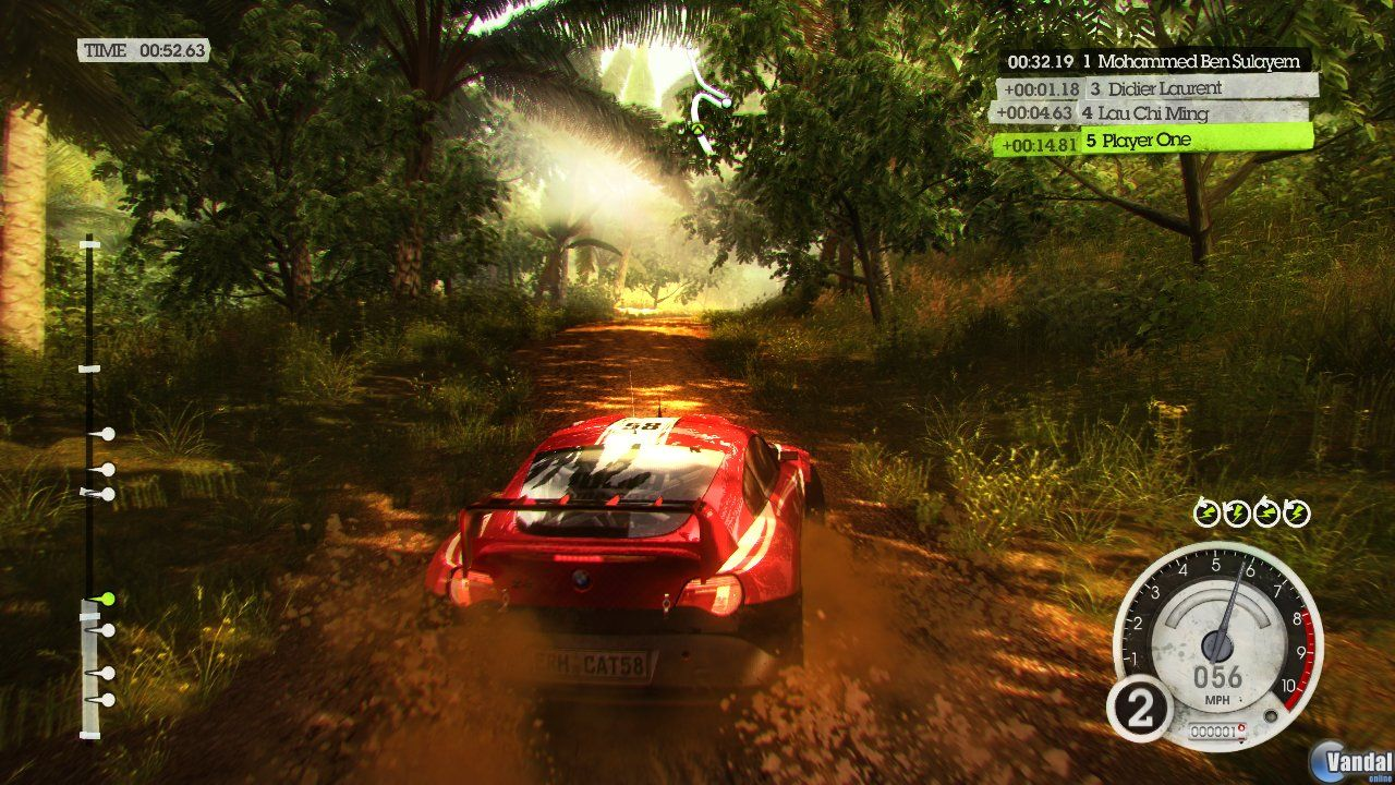 imagen colin mcrae dirt 2 ps3 imagen 42. Black Bedroom Furniture Sets. Home Design Ideas