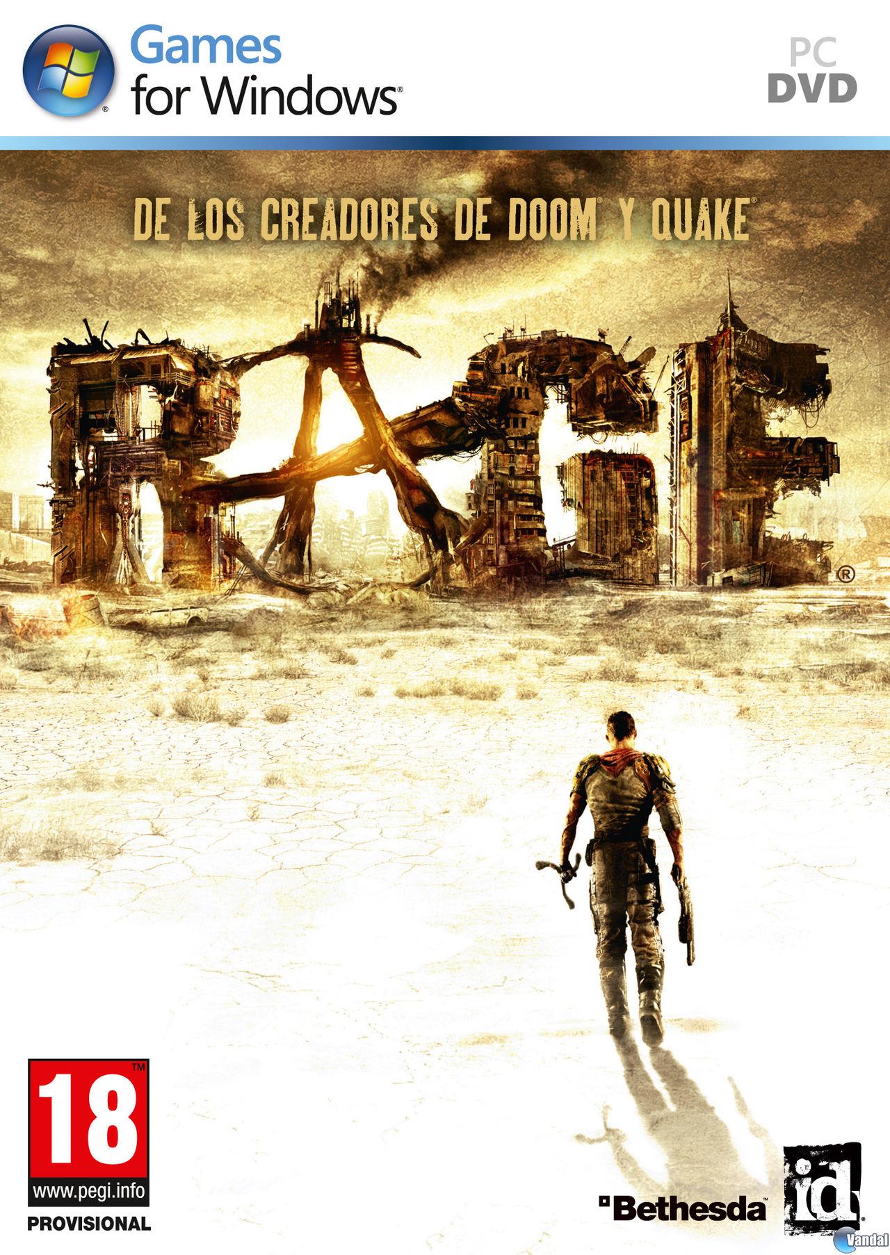 Патч для игры Rage Update 1.