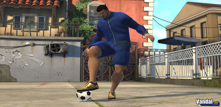 Worksheet. Avance de FIFA Street 3 para PS3  Pgina 2  Vandal