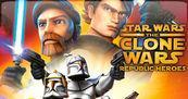 Avance Star Wars: The Clone Wars H�roes de la Rep�blica