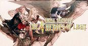 Final Fantasy: The 4 Heroes of Light para NDS