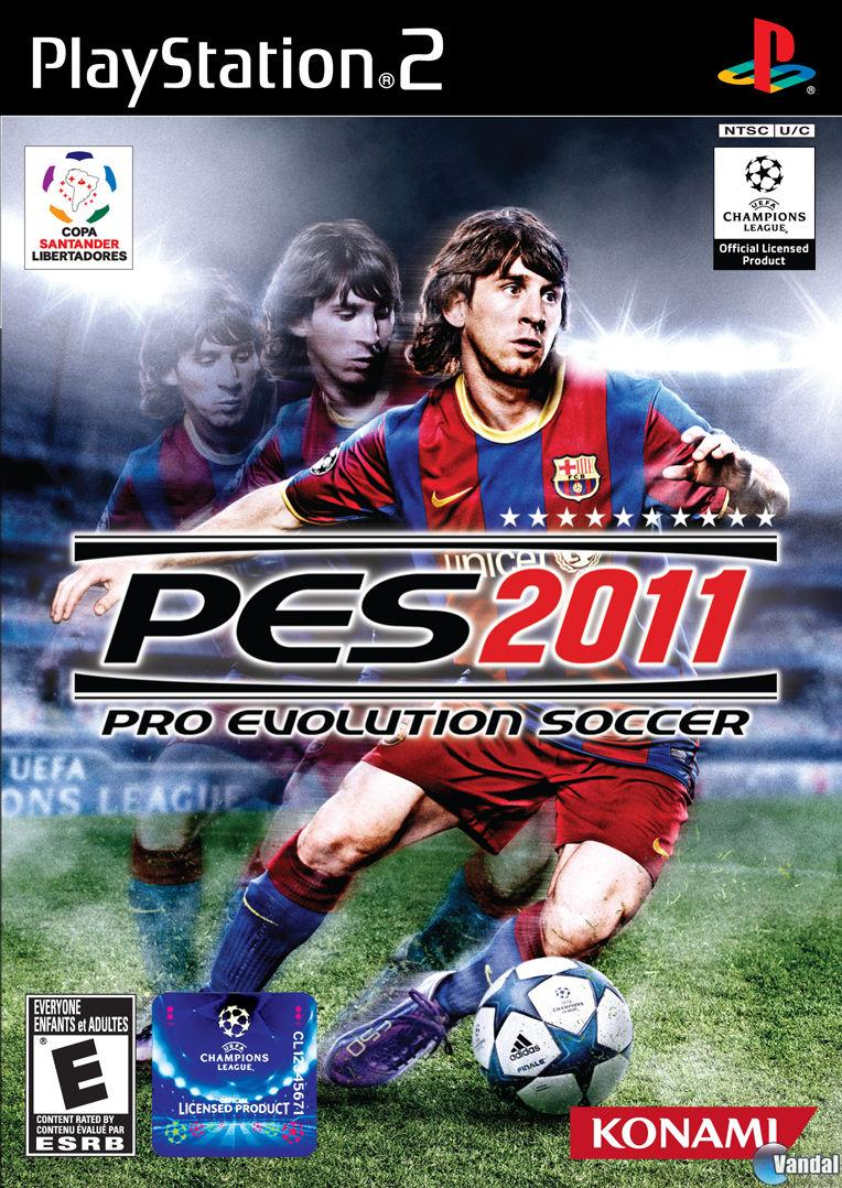 PES 2011 PS2 [NTSC/Pal] [Espaol] tusjuegospc.org