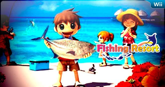 Impresiones de fishing resort para wii p gina 2 vandal for Fishing resort wii