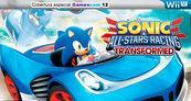 Impresiones Sonic & All-Stars Racing Transformed