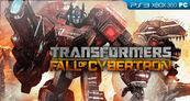 Multijugador Transformers: Fall Of Cybertron
