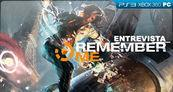Entrevista Remember Me en la Gamescom
