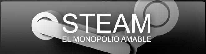 Steam, el monopolio amable
