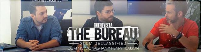 The Bureau: Dominic Monaghan y Henry Hobson