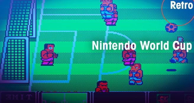 Nintendo World Cup para