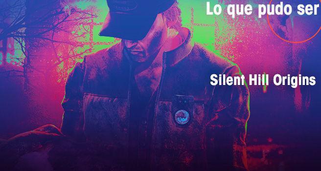 Silent Hill Origins para