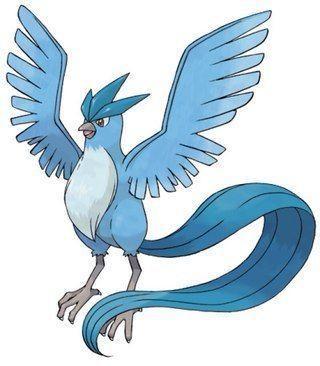 Articuno Pokémon GO