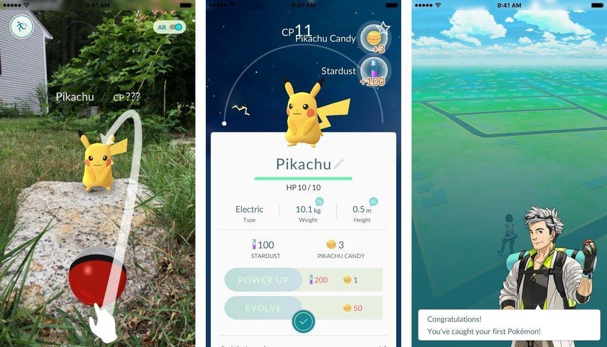 Pikachu como Pokémon inicial