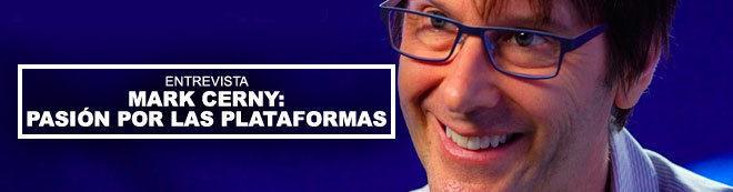 Mark Cerny: pasión por las plataformas
