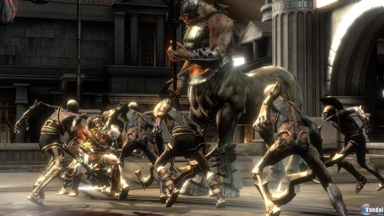 God of War III Nuevas Imágenes