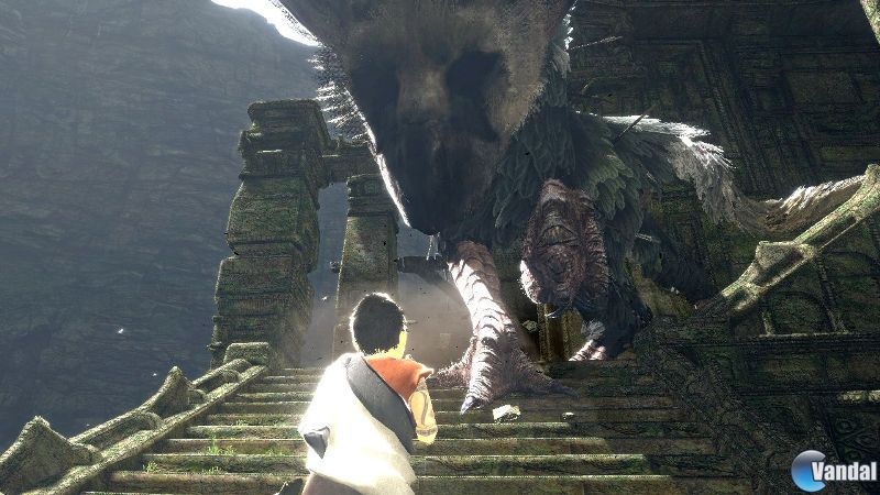 Imagen 82 de The Last Guardian para PlayStation 3