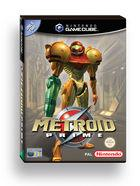 Metroid Prime para GameCube