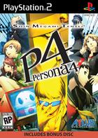 Persona 4 para PlayStation 2