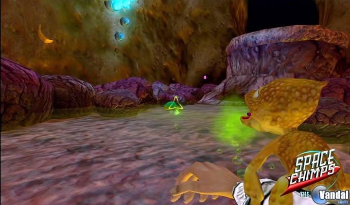 Imagen 26 de Space Chimps para Xbox 360