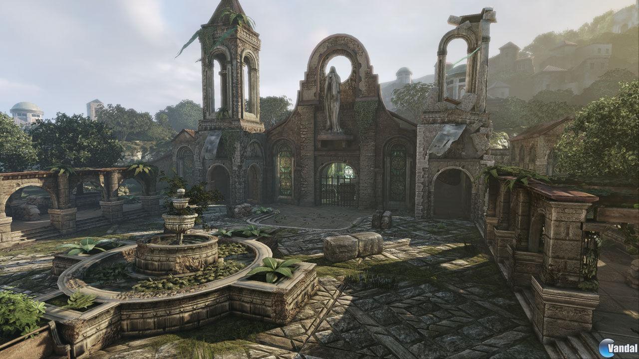 Nuevas imágenes de Gears of War 3  (Xbox 360)