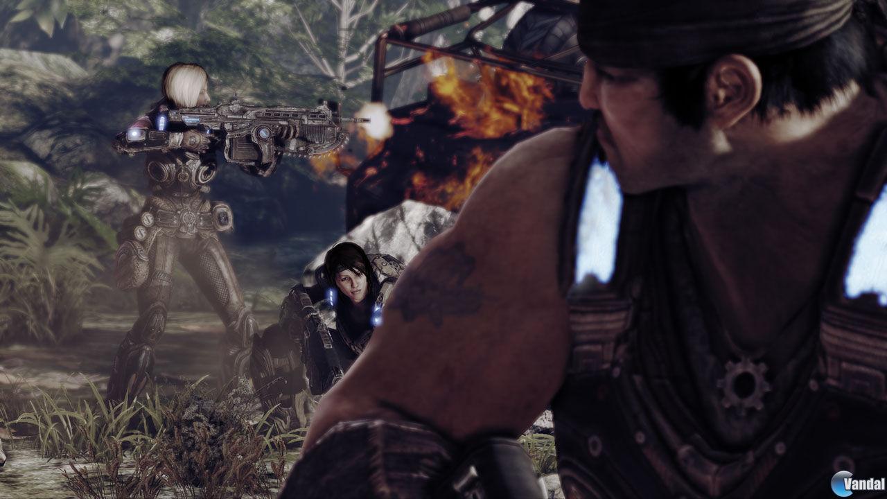 gears of war 3 2011