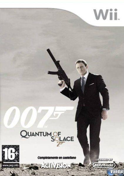 Imagen 7 de 007: Quantum of Solace para Wii